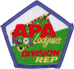 Division Rep Patch