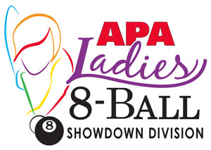 Ladies 8-Ball Showdown Division